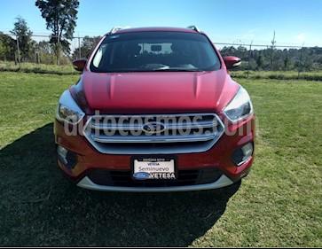 Ford Escape S usado (2017) color Rojo Rubi precio $258,000