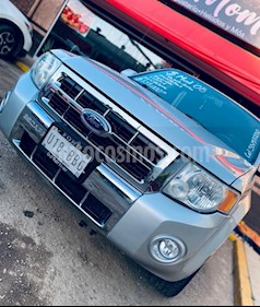 Ford Escape Limited usado (2008) color Plata precio $129,000