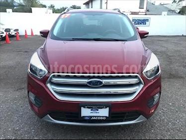 Ford Escape S Plus usado (2017) color Rojo precio $285,000