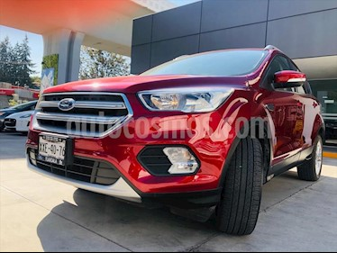 Ford Escape Trend Advance EcoBoost usado (2018) color Rojo precio $365,000