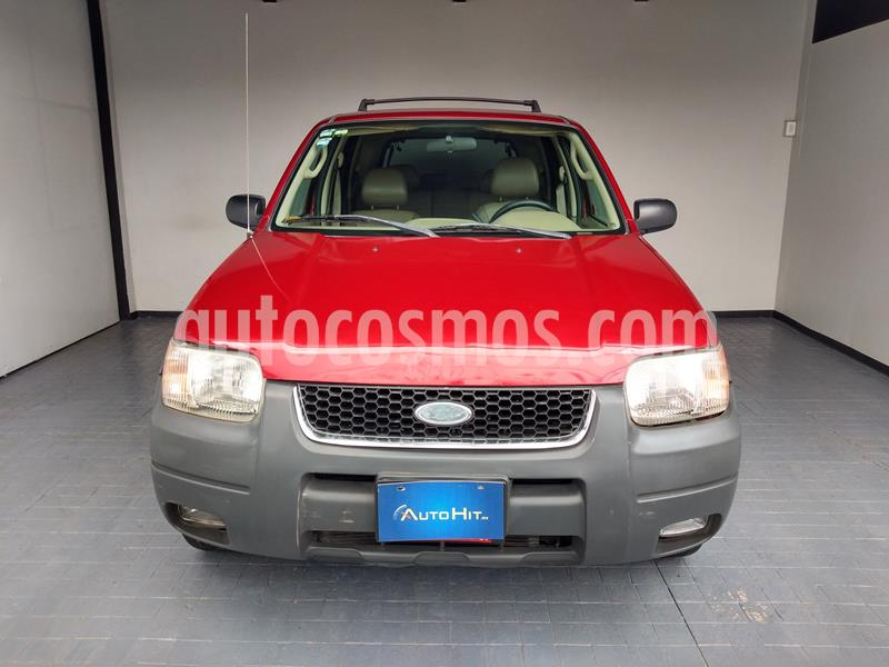 Ford Escape XLT Aut usado (2009) color Rojo precio $89,500