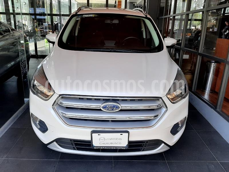 Ford Escape S Plus usado (2018) color Blanco precio $299,000