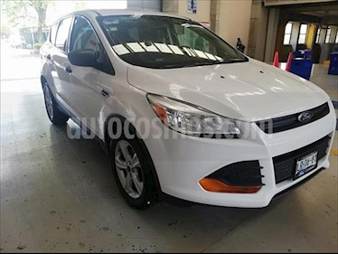 Ford Escape S Plus usado (2014) color Blanco precio $229,000