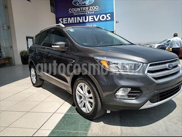 Ford Escape S Plus usado (2017) color Gris precio $298,000