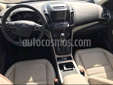 Ford Escape Titanium EcoBoost usado (2017) color Gris Nocturno precio $315,000