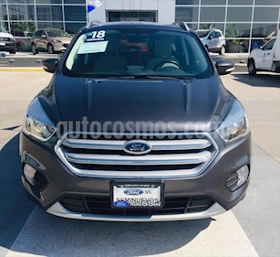 Ford Escape TREND ECOBOOST 2.0L usado (2018) color Gris Oscuro precio $360,000