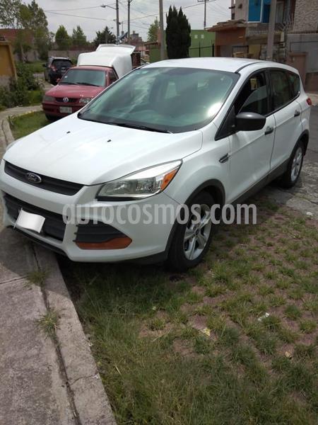 Ford Escape S Plus usado (2014) color Blanco precio $159,000