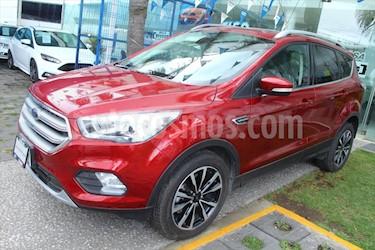 Ford Escape TITANIUM ECOBOOST 2.0L usado (2018) color Rojo precio $385,000
