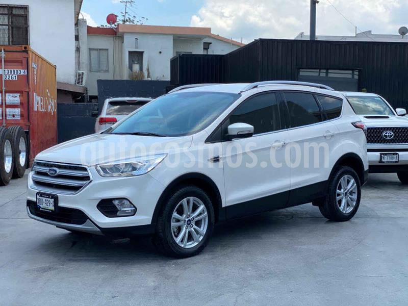 Ford Escape S usado (2019) color Blanco precio $299,800