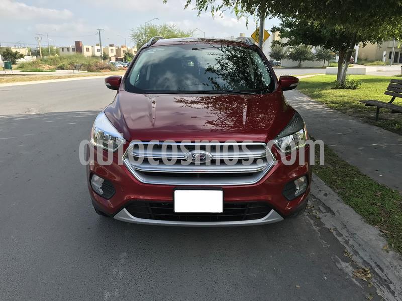 Ford Escape S usado (2017) color Rojo precio $278,000
