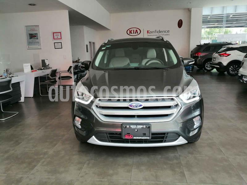 Ford Escape Trend Advance usado (2019) color Gris precio $349,000