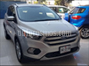 Ford Escape S Plus usado (2017) color Plata precio $299,000