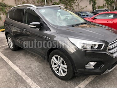 Ford Escape S Plus usado (2018) color Gris Nocturno precio $320,000