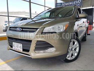 Foto venta Auto usado Ford Escape S Plus (2013) color Jenjibre precio $185,000