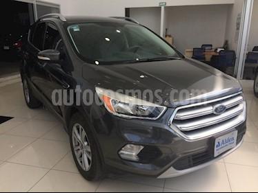 Foto venta Auto usado Ford Escape S Plus (2017) color Gris precio $320,000