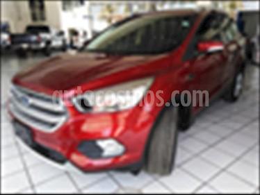 Foto venta Auto usado Ford Escape S Plus (2018) color Rojo precio $339,000