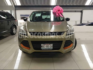 Foto venta Auto usado Ford Escape S Plus (2014) color Verde precio $184,000