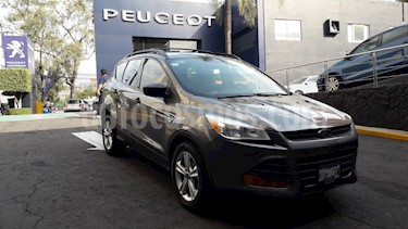 Foto Ford Escape S Plus usado (2014) color Gris Nocturno precio $192,900