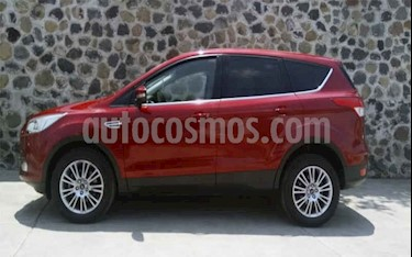 Foto venta Auto usado Ford Escape S Plus (2016) color Rojo precio $230,000