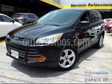 Foto venta Auto usado Ford Escape S (2014) color Negro Profundo precio $180,000