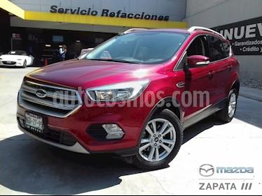 Foto venta Auto usado Ford Escape S (2018) color Rojo Rubi precio $345,000