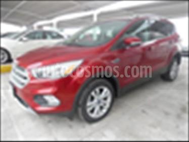 Foto venta Auto usado Ford Escape S (2017) color Rojo precio $305,000