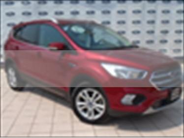 Foto venta Auto usado Ford Escape S (2017) color Rojo precio $285,000
