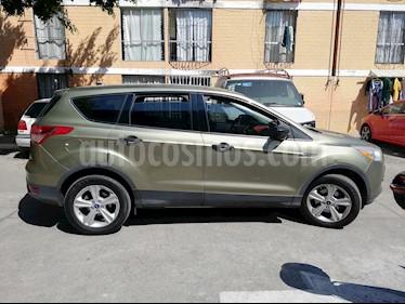 Foto venta Auto usado Ford Escape S (2013) color Jenjibre precio $195,000