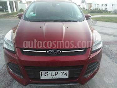 Ford Escape SE 2.0L Ecoboost 4x2 usado (2019) color Rojo Rubi precio $8.990.000