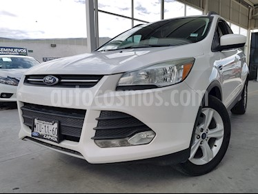 Foto venta Auto usado Ford Escape SE Advance (2014) color Blanco Oxford precio $240,000