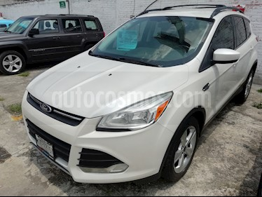 Foto venta Auto usado Ford Escape SE Advance (2014) color Blanco Platinado precio $209,000