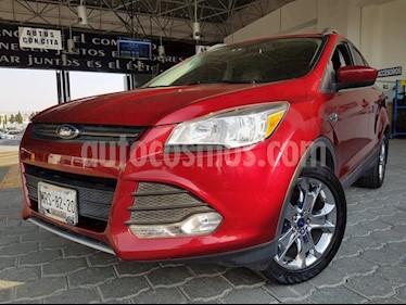 Ford Escape SE PLUS 4x2 usado (2014) color Rojo precio $279,000