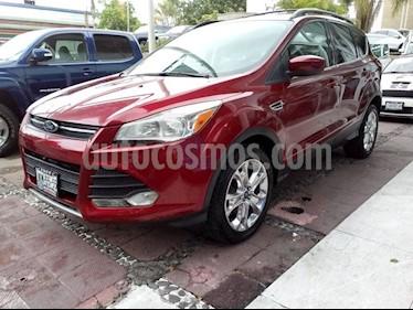 Foto venta Auto Seminuevo Ford Escape SE PLUS 4x2 (2013) color Rojo precio $215,000
