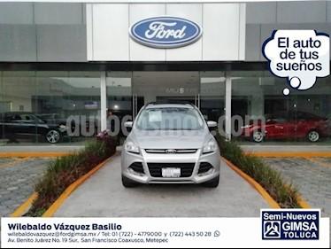 Foto venta Auto Seminuevo Ford Escape SE PLUS 4x2 (2013) color Plata precio $218,000