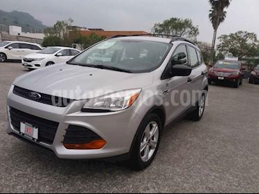 Foto venta Auto usado Ford Escape SE Plus (2014) color Plata precio $198,000
