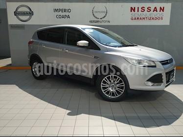 Foto venta Auto Seminuevo Ford Escape SE Plus (2016) color Gris Mercurio precio $319,000