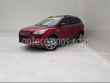 Foto venta Auto usado Ford Escape SE Plus (2013) color Rojo precio $178,200