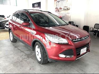 Foto venta Auto Seminuevo Ford Escape SE Plus (2014) color Rojo Rubi precio $225,000