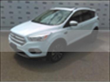 Ford Escape TITANIUM 2.5L usado (2017) color Blanco precio $345,000
