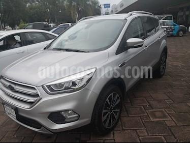 Foto venta Auto Seminuevo Ford Escape TITANIUM ECOBOOST 2.0L (2018) color Plata precio $408,000