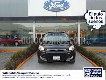 Foto venta Auto usado Ford Escape TITANIUM ECOBOOST 2.0L (2016) color Negro precio $299,000