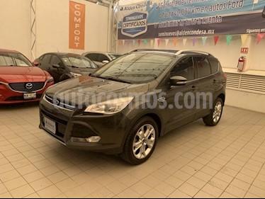 Foto venta Auto usado Ford Escape TITANIUM ECOBOOST 2.0L (2016) color Gris precio $323,000