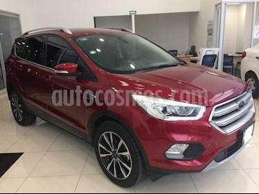 Foto venta Auto usado Ford Escape TITANIUM ECOBOOST 2.0L (2018) color Rojo precio $410,000