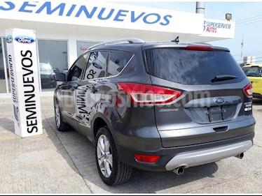 Foto venta Auto Seminuevo Ford Escape TITANIUM ECOBOOST 2.0L (2016) color Gris precio $305,000