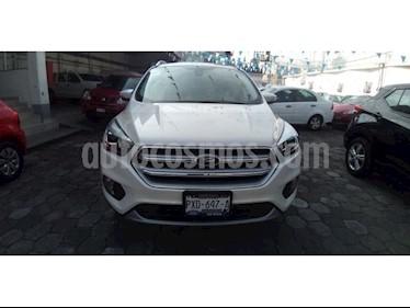 Foto venta Auto usado Ford Escape TITANIUM ECOBOOST 2.0L (2018) color Blanco precio $429,500