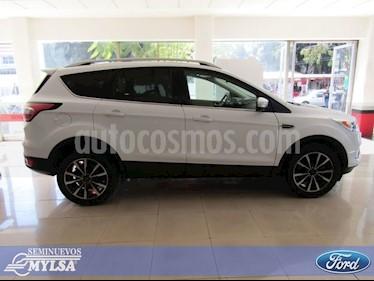 Foto venta Auto usado Ford Escape Titanium EcoBoost (2017) color Blanco precio $370,000