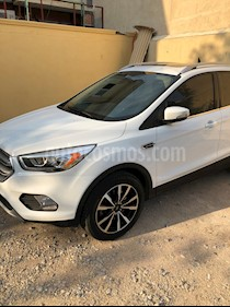 Ford Escape Titanium EcoBoost usado (2017) color Blanco Platinado precio $345,000