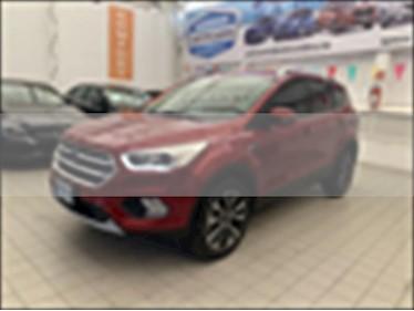 Ford Escape Titanium EcoBoost usado (2019) color Rojo precio $458,000
