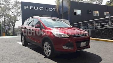 Foto venta Auto usado Ford Escape Titanium EcoBoost (2016) color Rojo precio $299,900