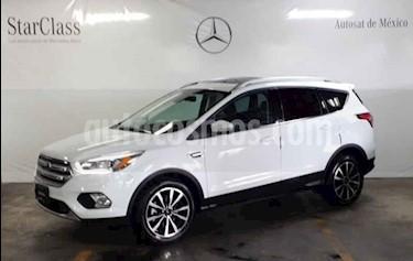 Foto venta Auto usado Ford Escape Titanium EcoBoost (2017) color Blanco precio $369,000